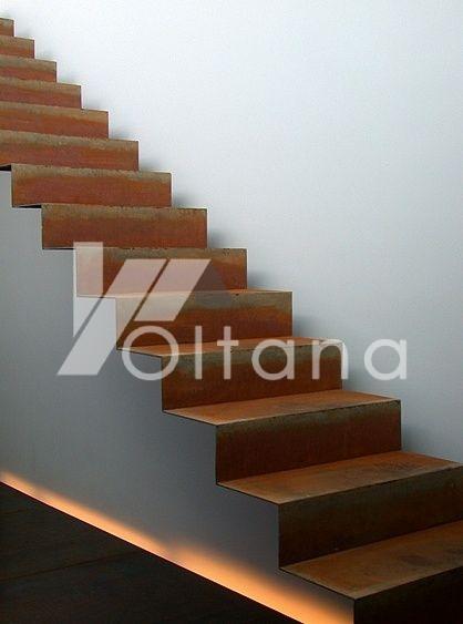Консольные лестницы